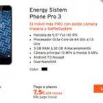 Conoce el nuevo Energy Sistem Phone Pro 3 que ha llegado a la tienda oficial Simyo