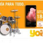 Conoce el Huawei Mate 9 y échatelo al bolsillo con Yoigo y la tarifa del Cero 5 GB
