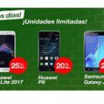 Última oportunidad para adquirir móviles con hasta el 25% de descuento en Amena