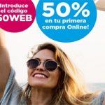 Lebara Móvil te ofrece un 50% de descuento en tu primera compra en el sitio oficial