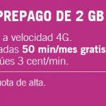 ¿Ya conoces la nueva tarifa de Prepago Yoigo con 2 GB para navegar?
