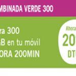 La Combinada Verde 300 de Yoigo ahora te da más para hablar desde móvil