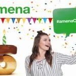 Toma parte en el nuevo concurso de aniversario de Amena y te podrías ganar un Samsung Galaxy S7
