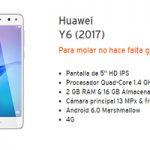 De estreno el Huawei Y6 en la tienda oficial Simyo