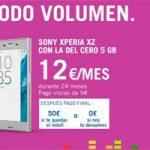 Yoigo tiene el nuevo Sony Xperia XZ Platino con descuentazo