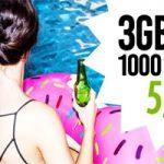 Hitsmobile afirma tener el bono combinado más barato del mercado: 3 GB y 1000 minutos por menos de 6 euros