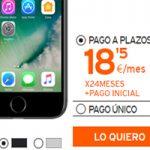 Hazte del iPhone 7 pagando 18,50 euros con Simyo