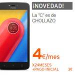 ¿Te interesa el Motorola Moto C? En Simyo lo encuentras a menos de 100 euros