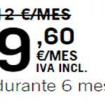 La del Cero 1.5 GB de Yoigo al mejor precio que nunca