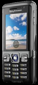 Imagen del Sony Ericsson C702