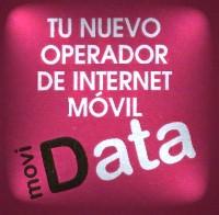 Movi Data, tu nuevo operador de Internet Móvil