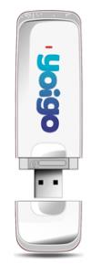 Imagen del módem USB ZTE mf626
