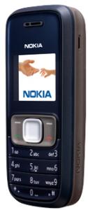 Imagen del Nokia 1209
