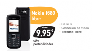 Nokia 1680 Jazztel