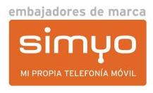 """Logo de Facebook de """"Embajadores Marca Simyo"""""""
