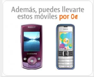 Promoción Vente a Euskaltel, con móviles gratis