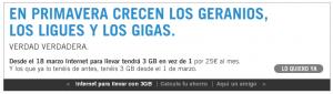 """Imagen del anuncio de cambio de """"Internet para llevar"""""""
