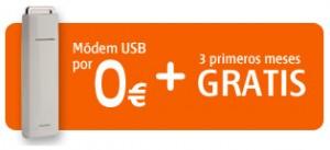 Imagen de la promoción de USB gratis con Euskaltel