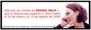 Imagen de la promo de Euskaltel