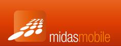 Logo OMV Midas mobile