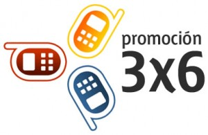 Promoción de Euskaltel 3 x 6