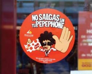 """Promoción """"No salgas sin tu Pepephone"""""""