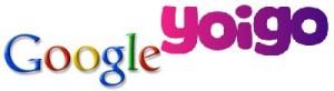 ¿Colaboración Google-Yoigo?