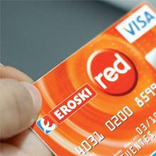 Tarjeta Eroski Visa Red
