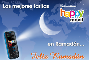 Happy Ramadán