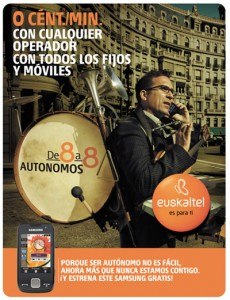 Módulo autónomos Euskaltel