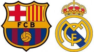 Partido Barça - Real Madrid