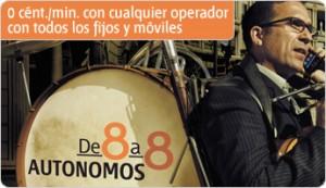 Módulo autónomos de Euskaltel