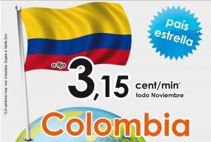 Promoción Happy Móvil llamadas Colombia