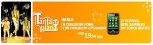 Promoción con la tarifa 10 de Euskaltel