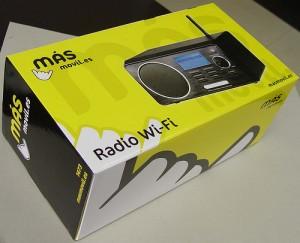 Radio Wifi del concurso de MÁSmovil