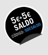 5+5 euros de saldo gratis con Yoigo